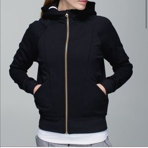 Lululemon Warm Core hoodie size 10